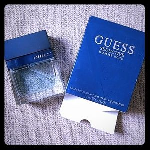 Guess Other - Guess Seductive Homme Blue Eau de Toilette Cologne bf85070e72